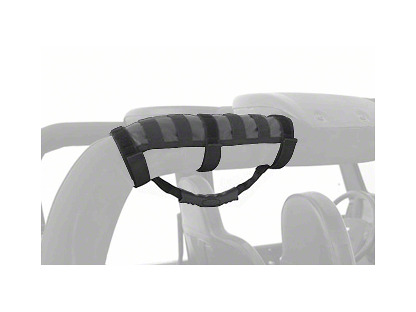 Smittybilt G.E.A.R. Premium Grab Handles (87-18 Jeep Wrangler YJ, TJ, JK & JL)