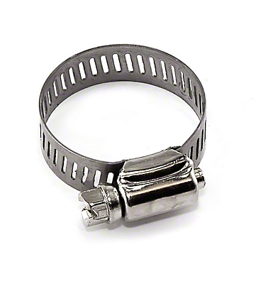 Omix-ADA Hose Clamp 1 1/2 in. to Fit Many Fuel Hoses
