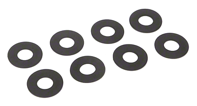 Daystar D-Ring Washers - Black