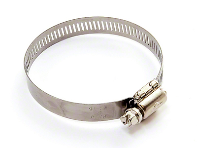 Omix-ADA Hose Clamp 3 in. to Fit Fuel Hose 992965