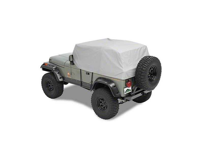 Canopy Cover - Charcoal (87-91 Jeep Wrangler YJ)