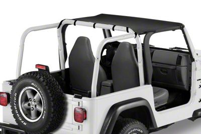 Bestop 41518-35 Black Diamond Sun Cap for Jeep Wrangler//Unlimited
