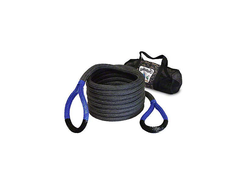 7/8 in. x 20 ft. Bubba Blue Eye Rope - 28,600 lb.
