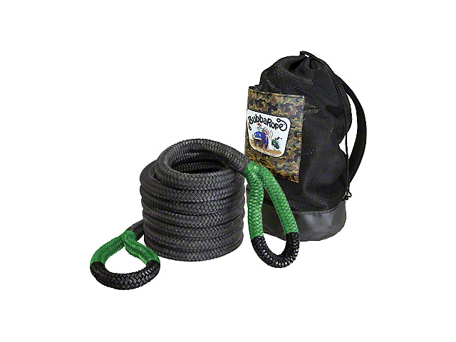 7/8 in. x 20 ft. Bubba Green Eye Rope - 28,600 lb.