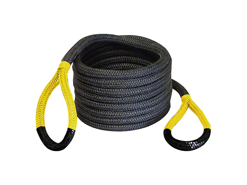 7/8 in. x 30 ft. Bubba Yellow Eye Rope - 28,600 lb.