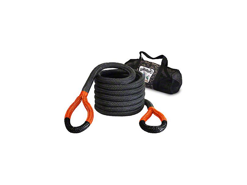 1-1/4 in. x 30 ft. Big Bubba Orange Eye Rope - 52,300 lb.
