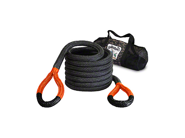 1-1/2 in. x 30 ft. Jumbo Bubba Orange Eye Rope - 74,000 lb.