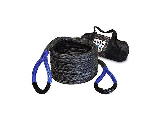 2 in. x 30 ft. Extreme Bubba Blue Eye Rope - 131,500 lb.