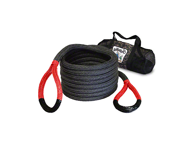 2 in. x 30 ft. Extreme Bubba Red Eye Rope - 131,500 lb.