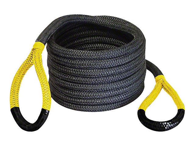2 in. x 30 ft. Extreme Bubba Yellow Eye Rope - 131,500 lb.