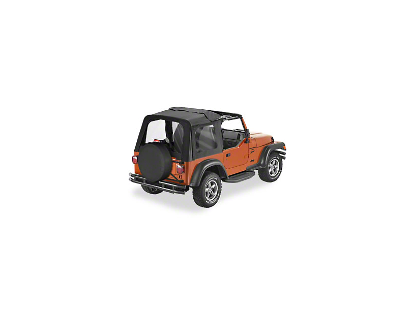 Bestop Sunrider Complete Soft Top - Spice (97-02 Jeep Wrangler TJ)