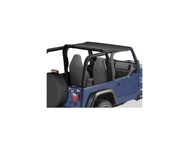 Bestop Targa-Style Strapless Bikini Top - Spice (97-02 Jeep Wrangler TJ)