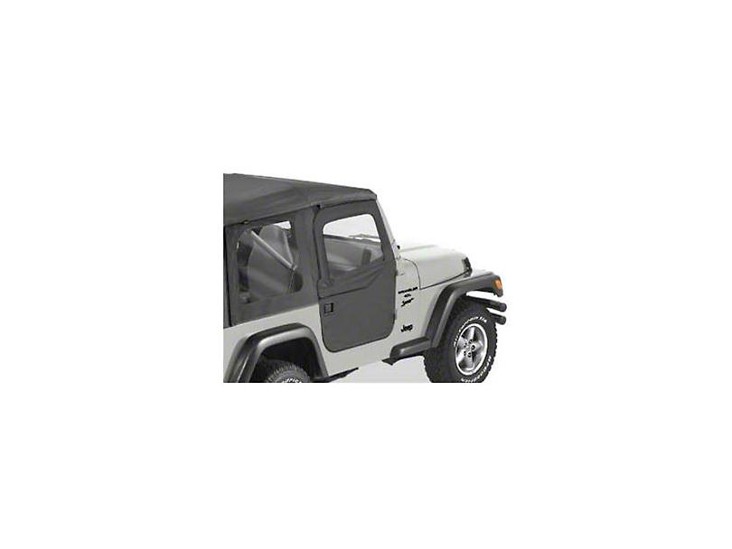 Bestop 2-Piece Soft Doors - Spice (97-06 Jeep Wrangler TJ)