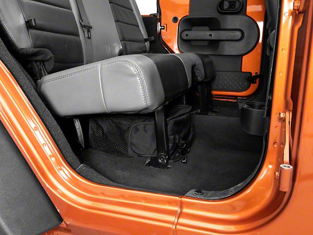 Bestop RoughRider Underseat Storage Organizer (07-18 Jeep Wrangler JK)