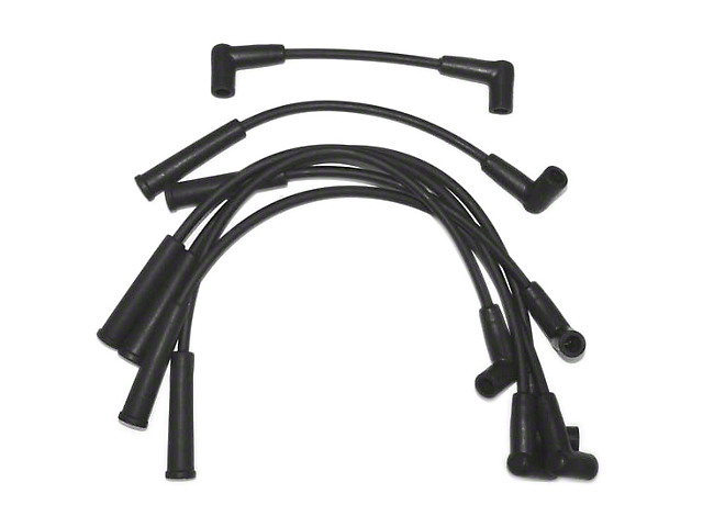 Omix-ADA Ignition Wire Set - 6 CYL 4.0L (99-00 Jeep Wrangler TJ)