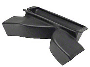 Omix-ADA Improved Floor Heater Duct (87-95 Jeep Wrangler YJ)
