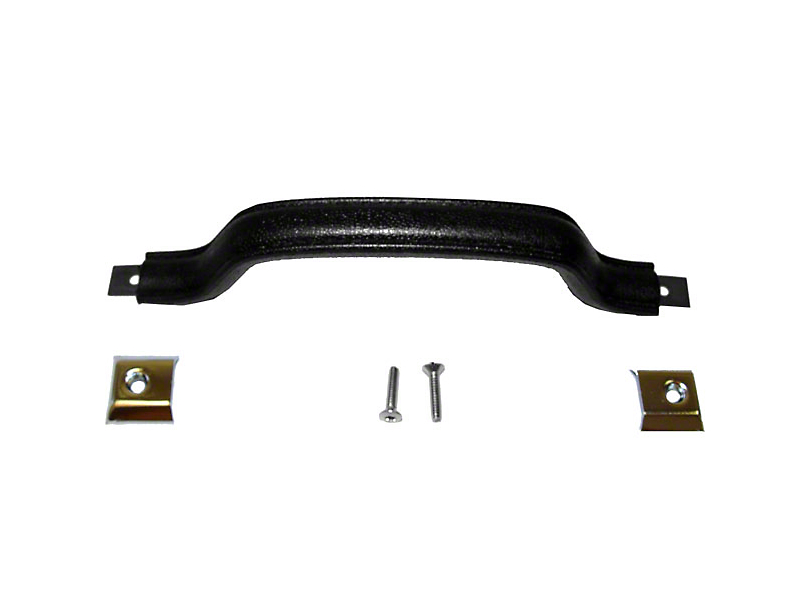 Omix-ADA Inner Door Handle Kit - OE Style (87-95 Jeep Wrangler YJ)