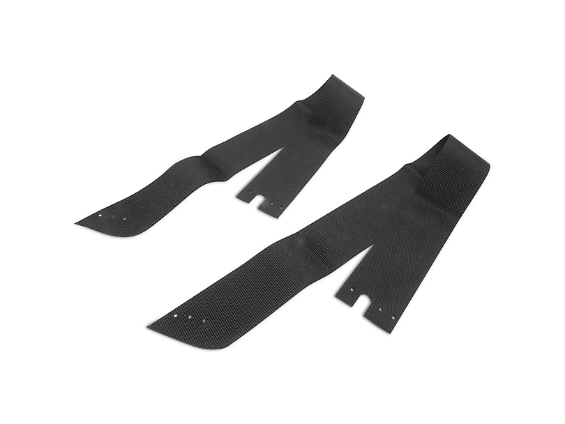Front Bow to Rear Bow Soft Top Straps (97-06 Jeep Wrangler TJ)