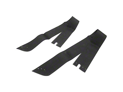 Omix-ADA Front Bow to Rear Bow Straps (97-06 Jeep Wrangler TJ)