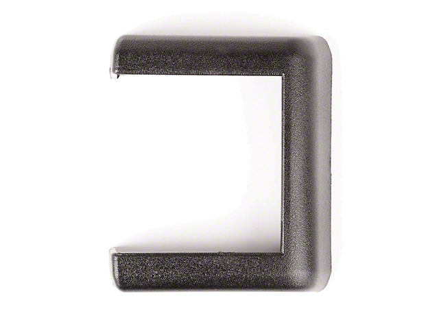 Upper Body Tailgate Hinge Cover (07-18 Jeep Wrangler JK)