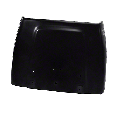 Omix-ADA Replacement Hood (Late 00-06 Jeep Wrangler TJ)