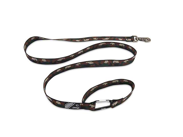 Jeep Clip-A-Part Dog Leash