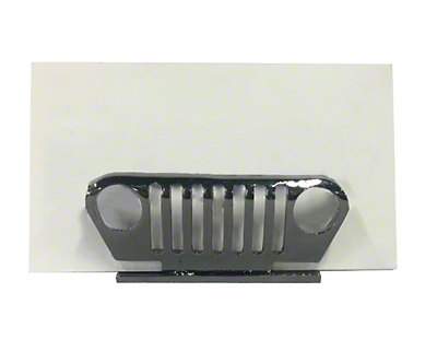 TJ Grille Business Card Holder