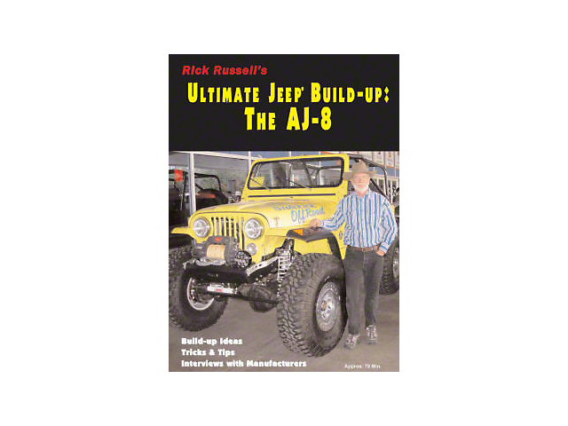 Rick Russells Aftermarket Jeep Build-up: The AJ-8 (DVD)