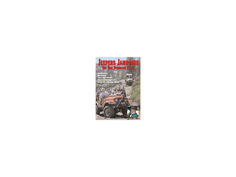 Jeep Adventures: Jeepers Jamboree on the Rubicon Trail (DVD)