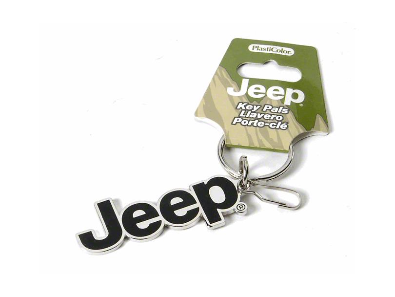 Alterum Jeep Logo Enamel Key Chain