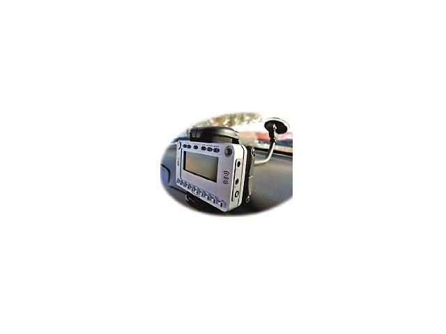 Mobile Device Grip-iT Windshield Mount (87-20 Jeep Wrangler YJ, TJ, JK & JL)