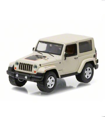 GreenLight Collectibles 2012 Jeep Wrangler JK Mojave Diecast Model - 1:64 Scale