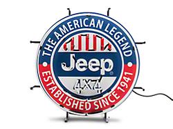 American Legend Jeep 4x4 Neon Sign  389.00. FREE Shipping d3e8327cbc59