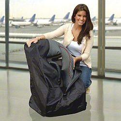 Jeep Wrangler Car Seat Travel Bag