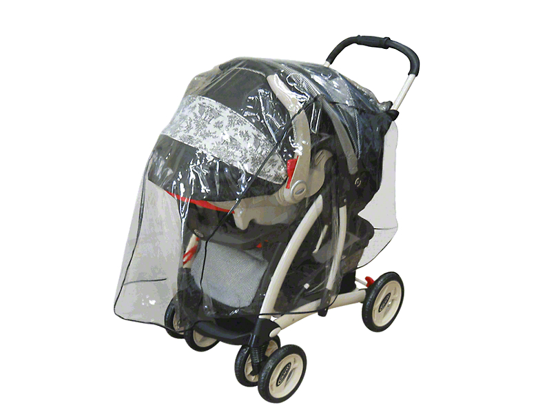 Jeep Travel System Stroller Weather Shield