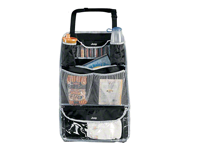 a50cfbba884 Jeep Wrangler Jeep Child Back Seat Organizer