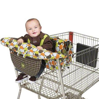 Fine Jeep Dual Purpose Shopping Cart High Chair Cover Evergreenethics Interior Chair Design Evergreenethicsorg