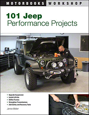 101 Jeep Performance Projects Book