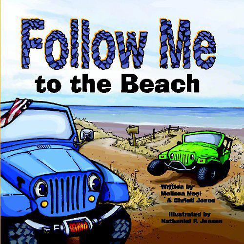 Follow Me to the Beach Kids Book