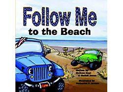 Follow Me to the Beach Kids Book
