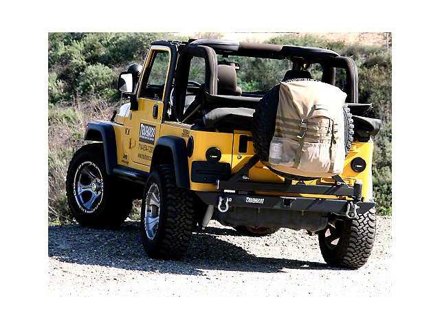 42119134d26 Trasharoo Jeep Wrangler Spare Tire Trash Bag - OD Green  GEN2-TRASHAROO-Green (87-18 Jeep Wrangler YJ, TJ, JK & JL) - Free Shipping
