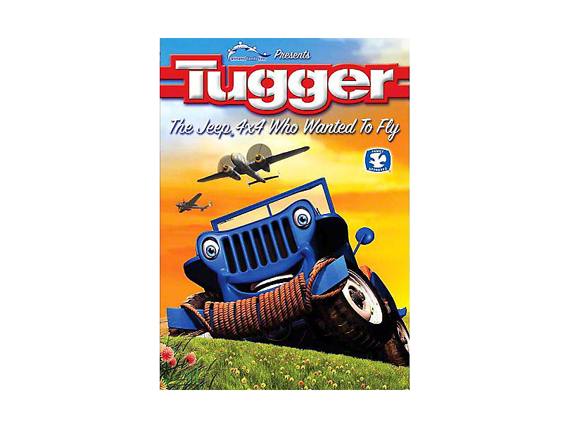 Tugger the Jeep 4x4 Who Wanted to Fly (DVD)