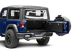 Tuffy Tailgate Lockbox (18-20 Jeep Wrangler JL)