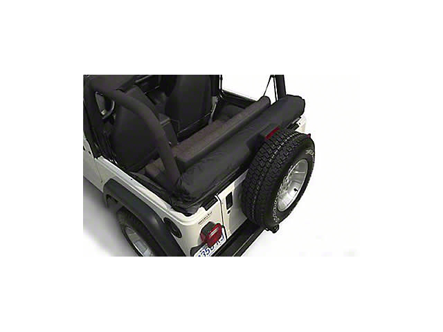 Clover Patch Window Roll (87-06 Jeep Wrangler YJ & TJ)