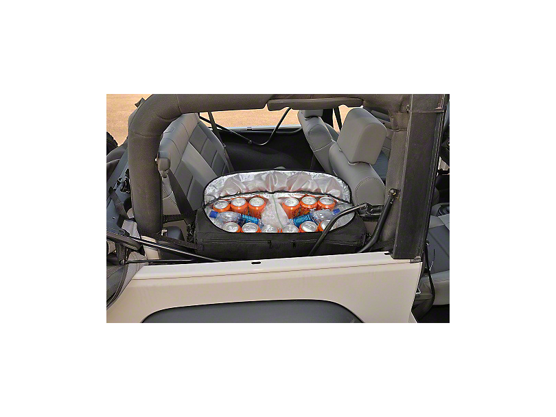Clover Patch Trail Tuff Cooler Bag - Black