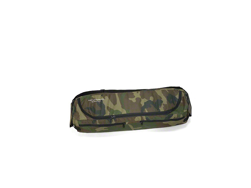 Clover Patch Trail Tuff Cooler Bag - Camo