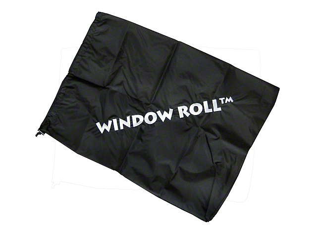 Window Roll Storage Bag