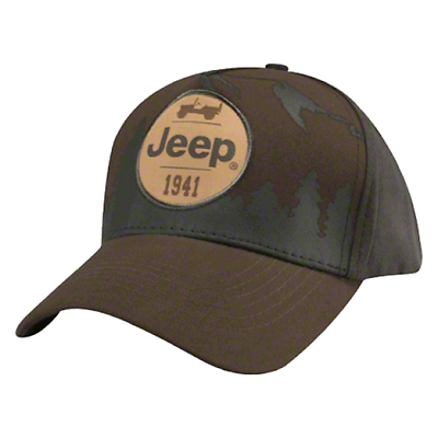 Mopar Jeep Mountain Hat