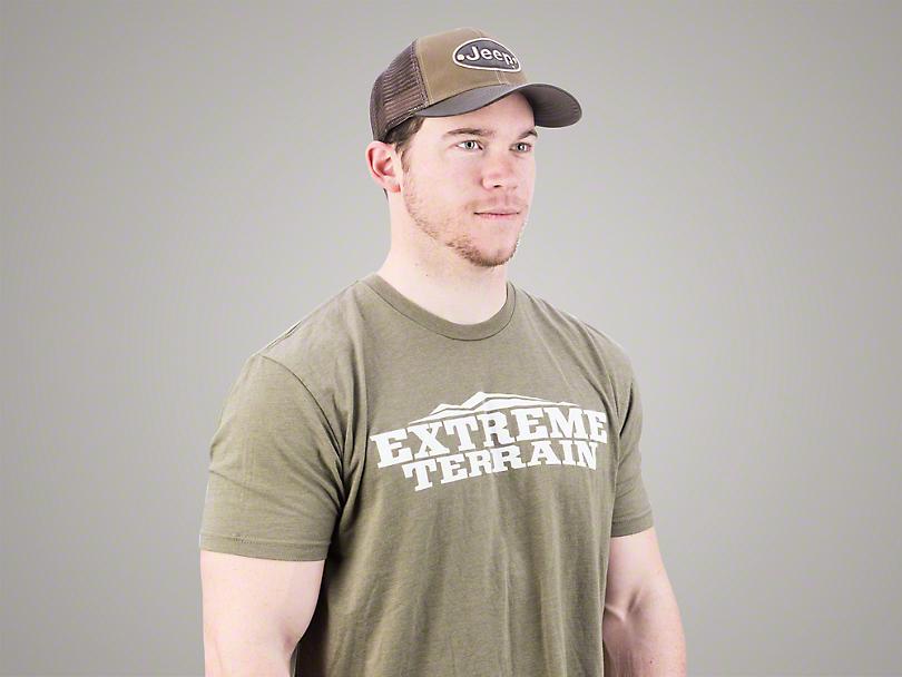 Mopar Jeep Patch Applique Hat