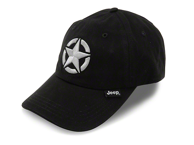 Mopar Jeep Ladies Star Hat
